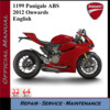 Thumbnail Ducati 1199 Panigale ABS 2012Onwards Workshop Service Manual