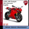 Thumbnail Ducati 1199S ABS Panigale 2012Onward Workshop Service Manual